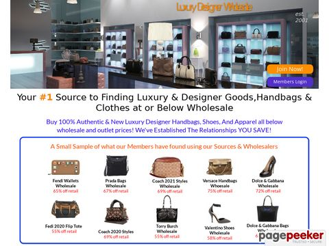 Luxury Designer Wholesale  - Designer Handbags and more Below Wholesale
