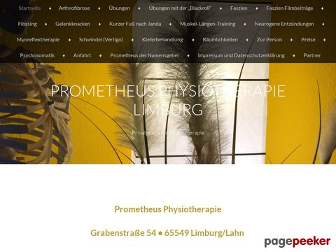 Prometheus Physiotherapie Limburg