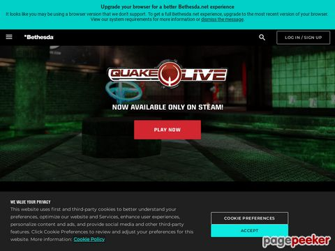 wwwquakelivecom