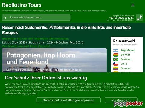 Reallatino Tours