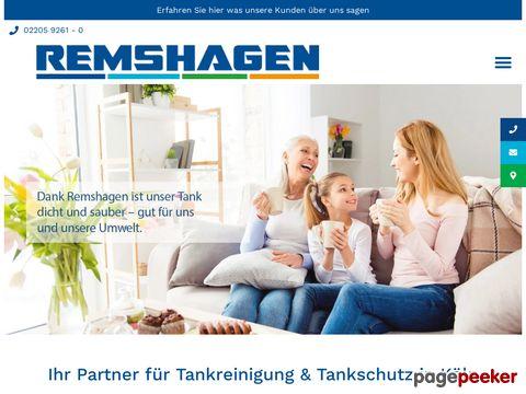 Heizöltank-Prüfung und Reinigung von Remshagen