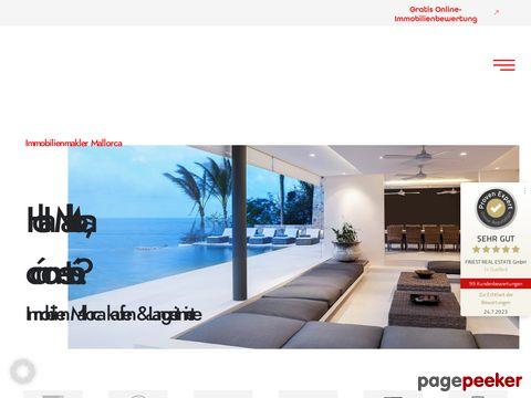 Mallorca Immobilien und Luxusvillen mieten