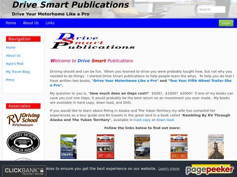 Drive Your Motorhome Like a Pro - Drive Smart Publications