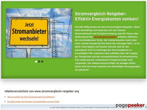 Strompreisrechner