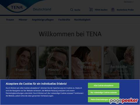 Informationen über Inkontinenz für Betroffene und Pflegende