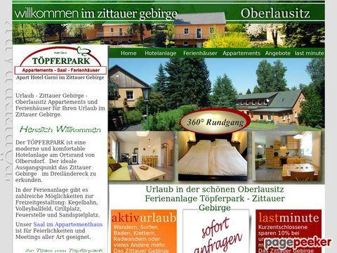 Töpferpark Olbersdorf - Urlaub im Zittauer Gebirge - Oberlausitz