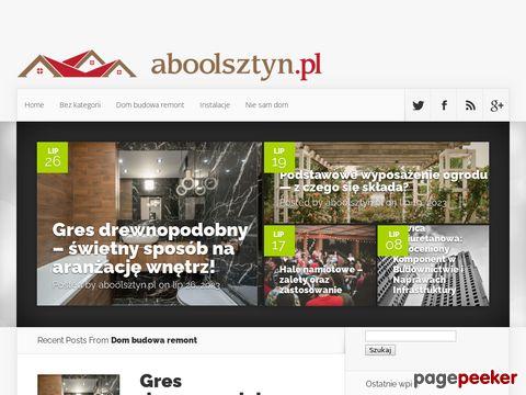 Drzwi Olsztyn - aboolsztyn.pl
