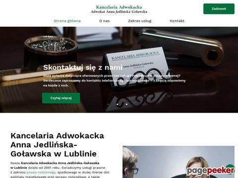 Kancelaria adwokacka w Lublinie