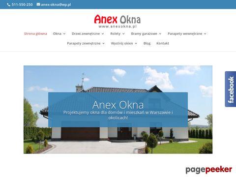 Anex Okna PCV Piaseczno