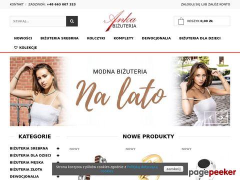 AnKa Biżuteria sklep internetowy