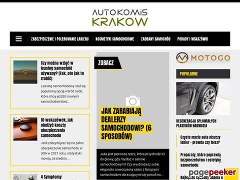 Auto komis Kraków
