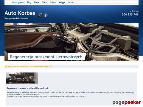 Auto Korbas - warsztat samochodowy Poznań
