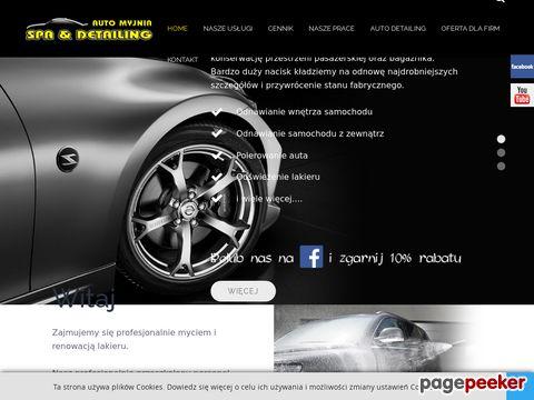 Więcej o stronie : Myjnia Kraków - automyjniaspa.pl