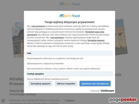 Zabytki Berlina - BerlinTravel