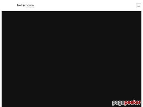 Betterhome.pl - aranżacja wnętrz