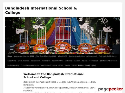 Bangladesh International School & College