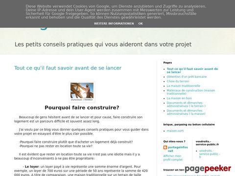 Thumbnail de http://blogconstructionmaison.blogspot.fr/