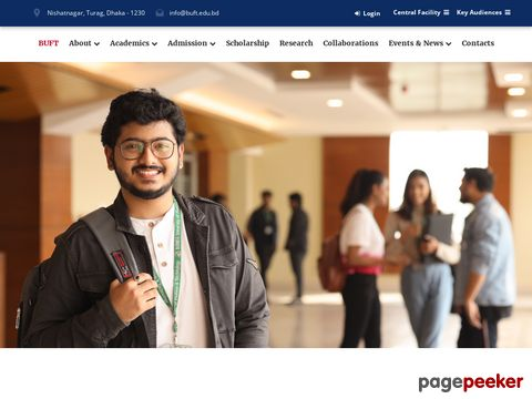 BGMEA University of Fashion and Technology (BUFT)