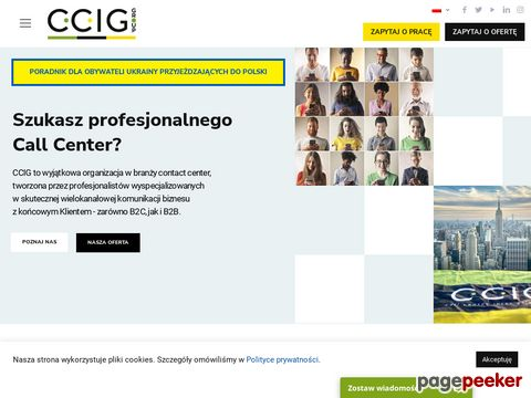 Telemarketing CCIG