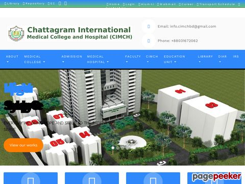 Chattagram International Medical College