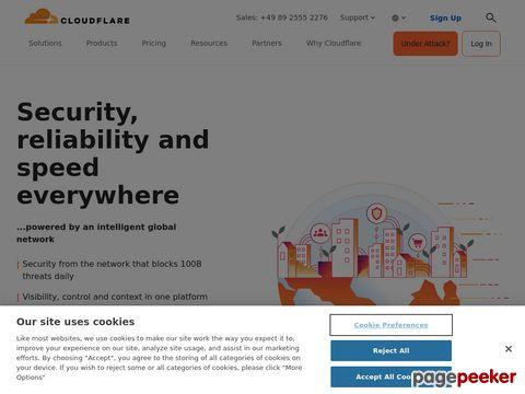 http://cloudflare.com