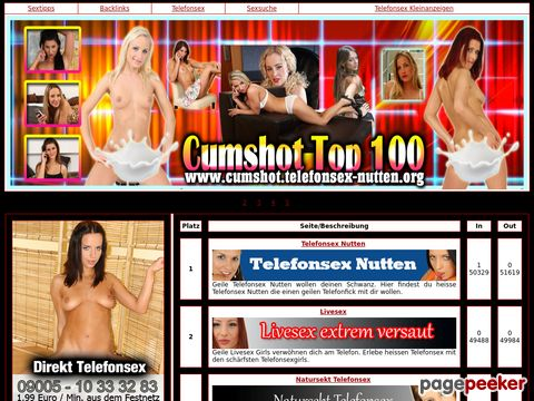 mehr Information : Telefonsex Cumshot