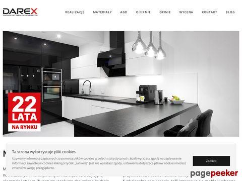 Meble Kuchenne Szczecin - Darex