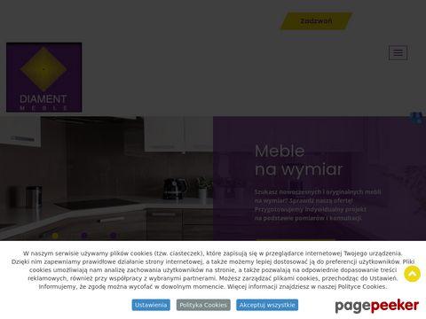 Więcej o stronie : Meble kuchenne - diamentmeble.pl