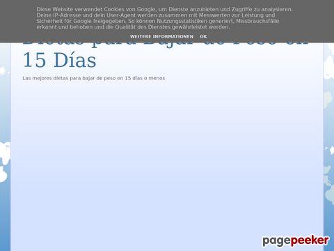 Dietas Para Bajar De Peso En 15 Dias thumbnail