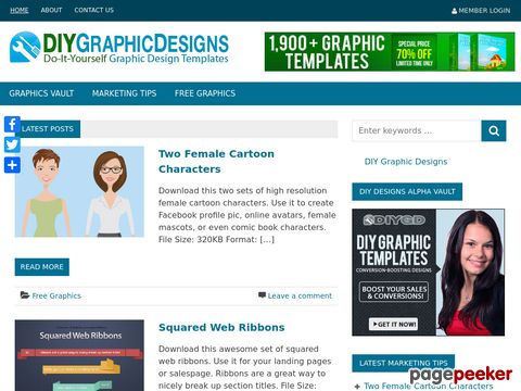 DIYGraphicDesigns.com Coupons
