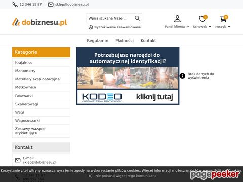 dobiznesu.pl - Technologie IT, autoid