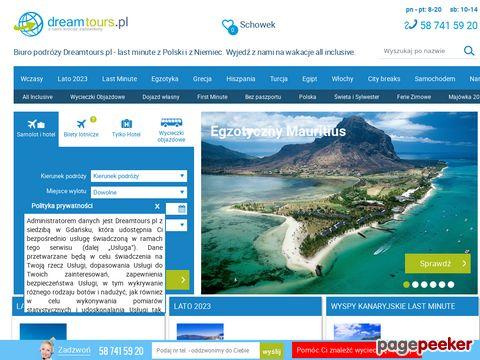 wakacje all inclusive - dreamtours.pl
