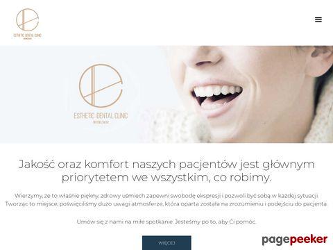 Dentysta Toruń - Esthetic Dental Clinic
