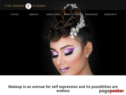 Screeshot of Top 10 beauty parlor in india