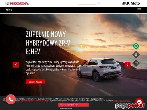 http://honda.jkk.com.pl- Honda crv katowice
