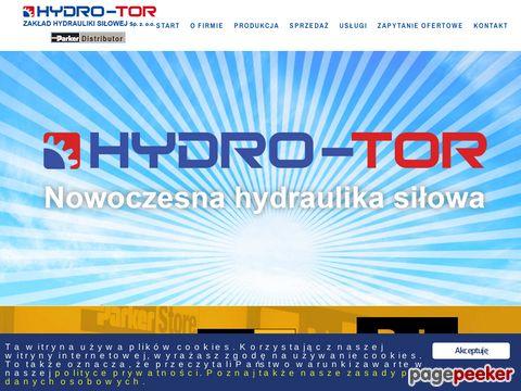 HYDRO-TOR pompy tłoczne