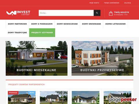 Gotowe projekty domów parterowych