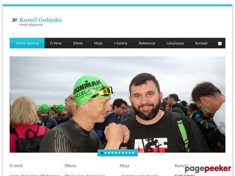 http://kamilgalazka.pl