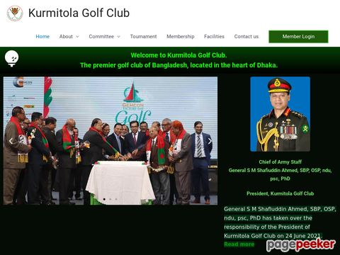 Kurmitola Golf Club (KGC)