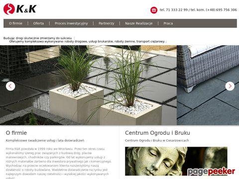 K&K - Kostka Brukowa Wrocław