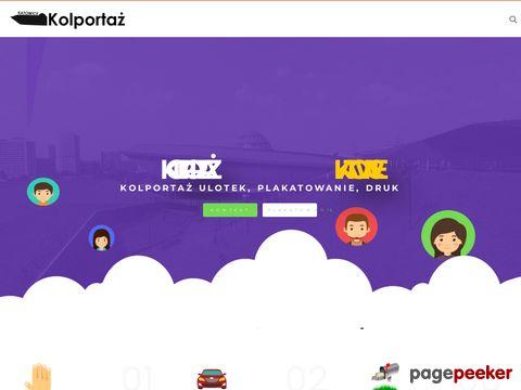 Kolportaż ulotek Katowice - Skuteczne roznoszenie ulotek