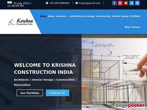 Screeshot of Interior Designer in Faridabad