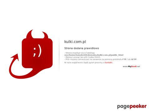 Kulki - kulki.com.pl