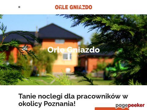 Kwatery Orle Gniazdo - hotel pracowniczy