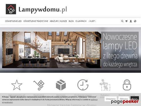 Sklep - lampywdomu.pl