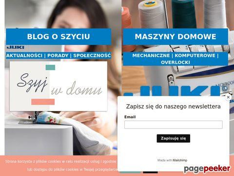 Owerloki do Impall na maszynydomowe.com.pl