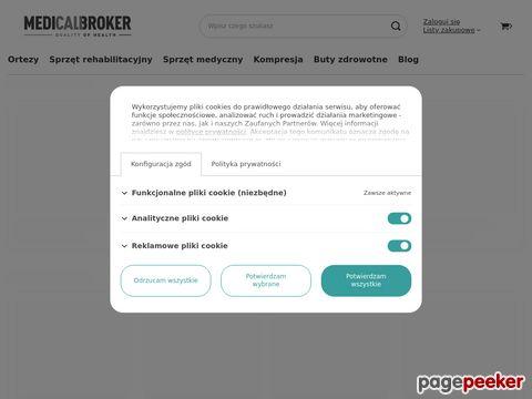 sprzęt medyczny - medicalbroker.pl