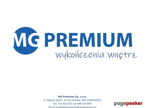 MG Premium - kancelaria doradztwa prawnego i europejskiego