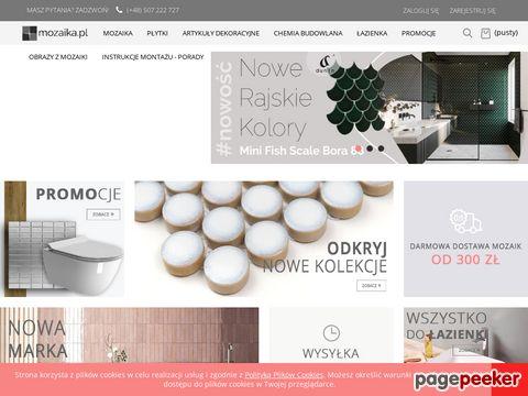 Więcej o stronie : Najlepsza mozaika w sieci - mozaika.pl