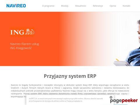 System ERP Navireo